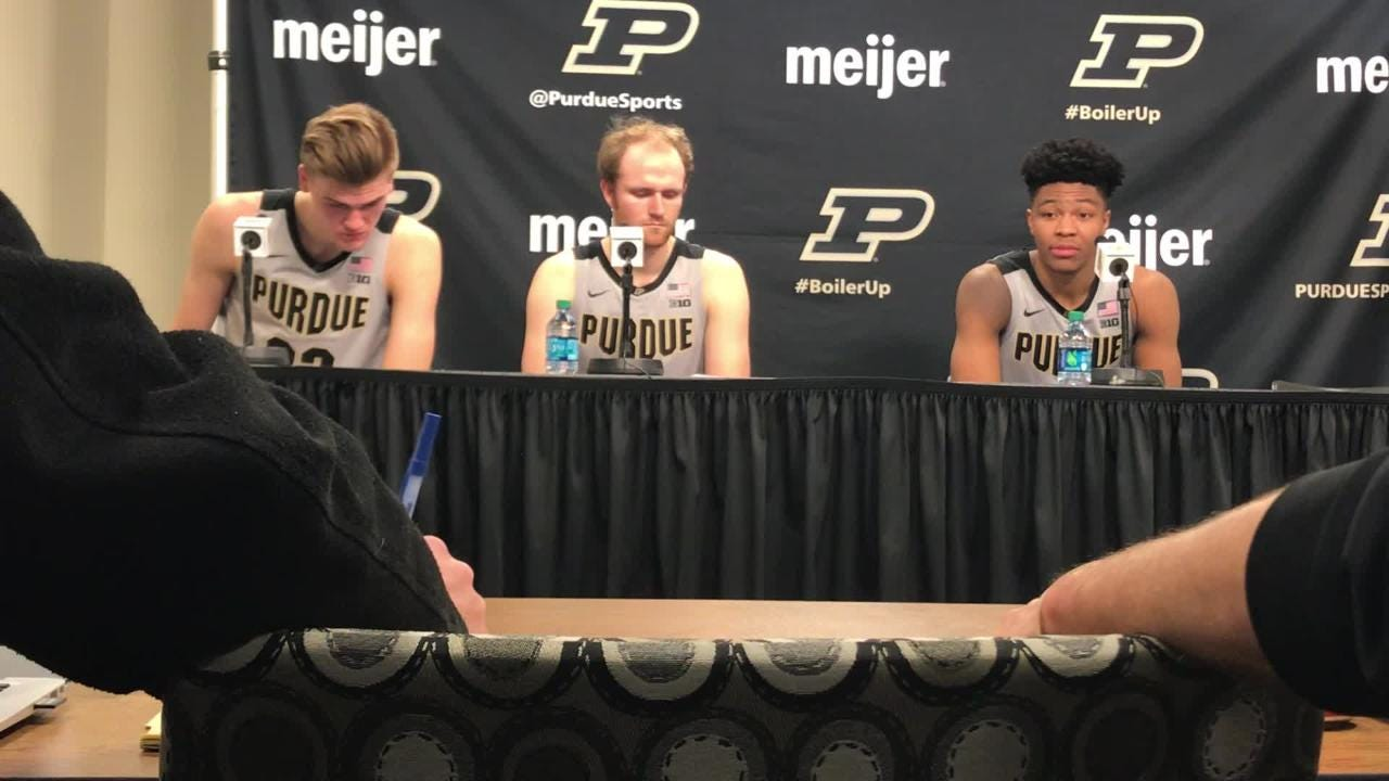 Purdue 84, Ball State 75: Boilermakers reaction