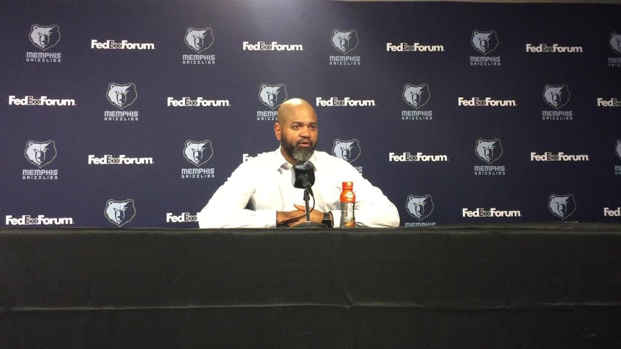Grizzlies: J.B. Bickerstaff breaks down challenge of beating unorthodox 76ers lineup