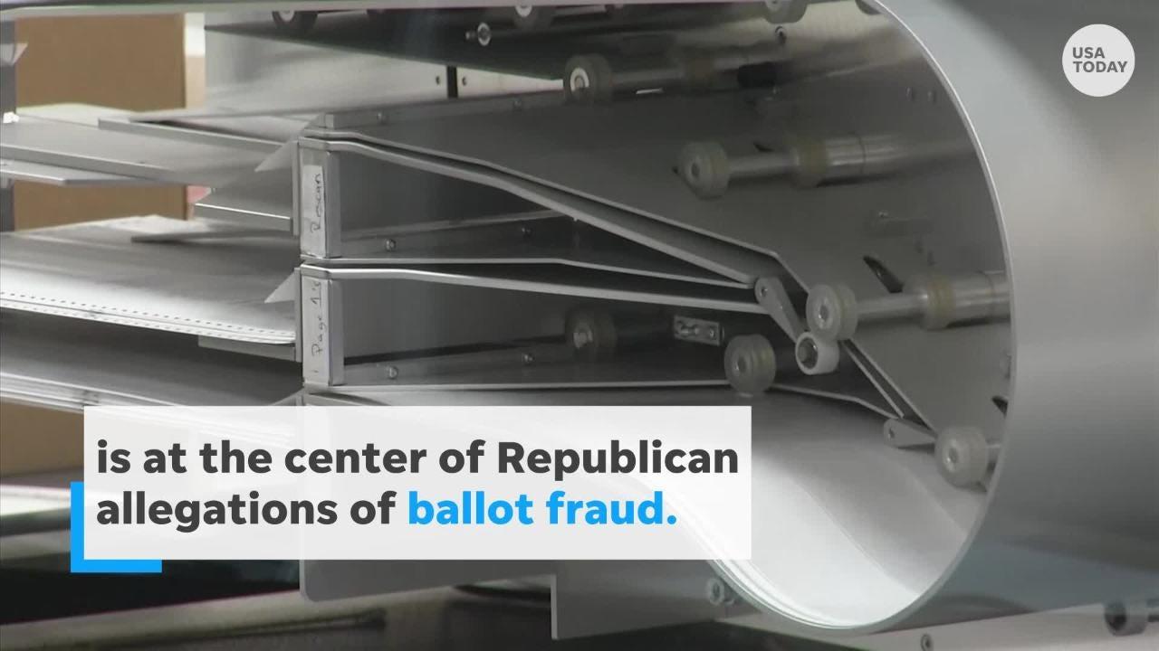 Broward County recounts 700,000 ballots amid fraud allegations
