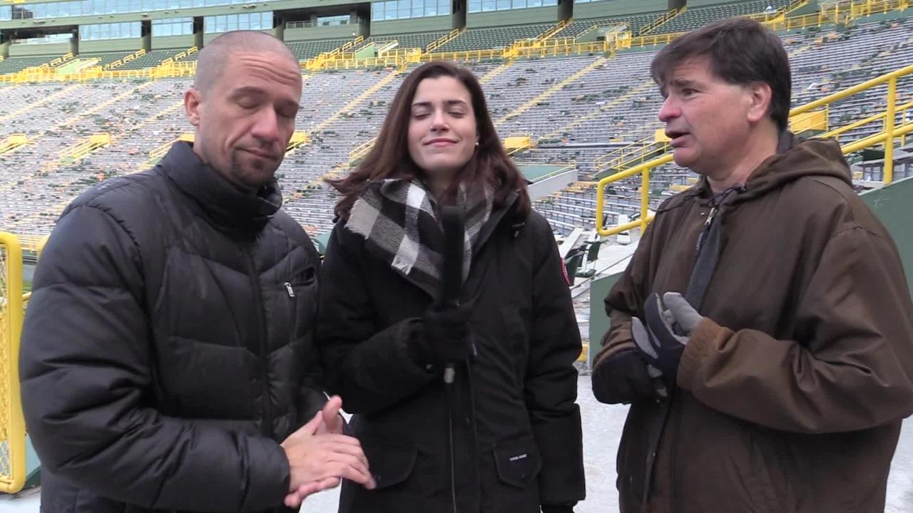 Jim Owczarski, Olivia Reiner and Tom Silverstein discuss who might be questionable to play in Thursday's game against the Seattle Seahawks.