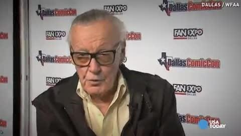 Check out the 2016 conversation with comic book legend, Marvel's Stan Lee at the Dallas ComicCon.
