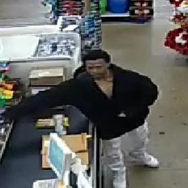 Memphis police said this man was responsible for robbing a Dollar Tree store in North Memphis. (Courtesy of the Memphis Police Department)