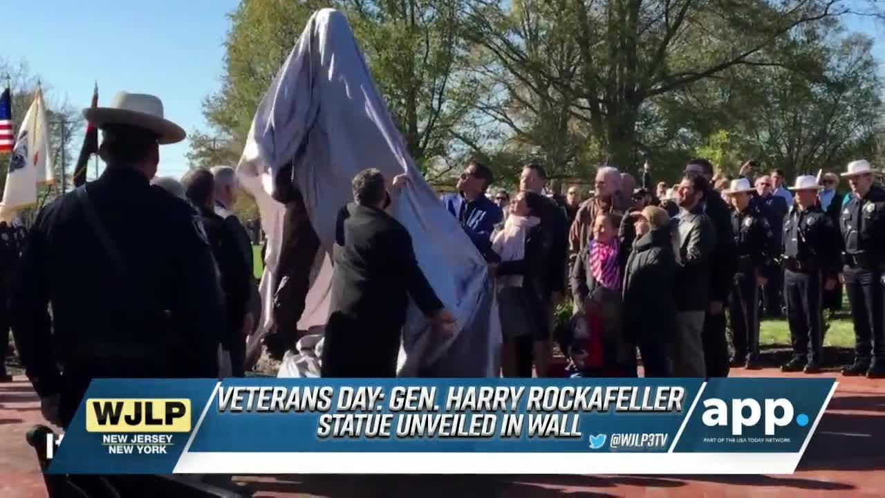 North Korea missile bases; Veterans Day statue honoring Henry Rockafeller unveiled; Stan Lee dies at 95