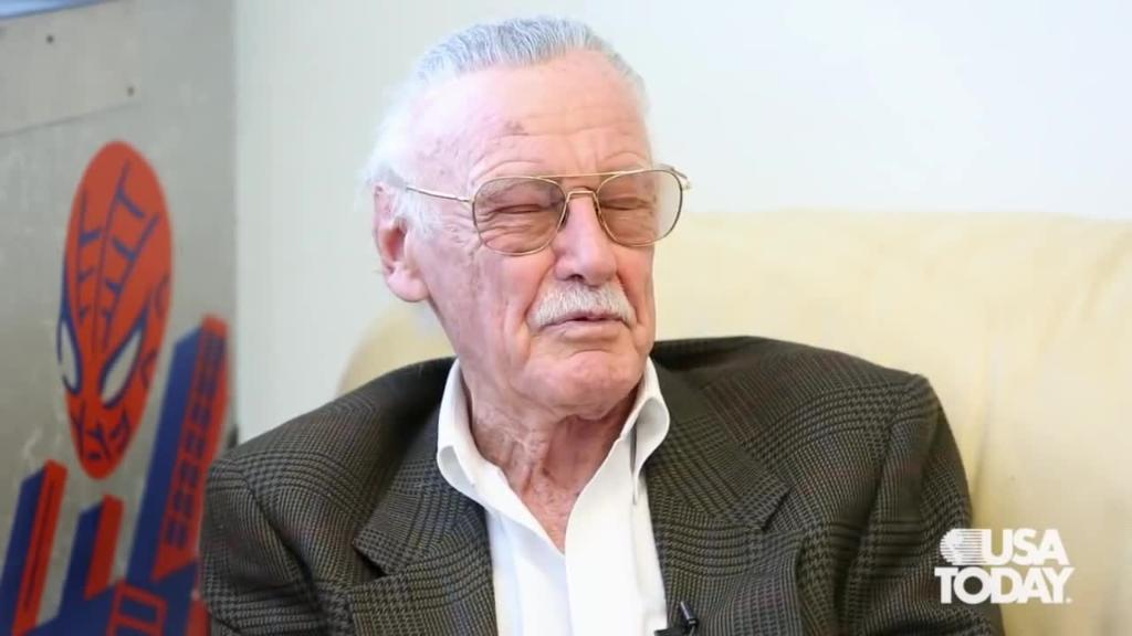 From 2012: the late Stan Lee talks tech with USA TODAY