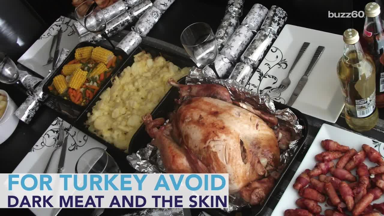 Trying to stay in shape but dreading the onslaught of Thanksgiving calories? Here's where you can save yourself from the biggest impact on your waistline.