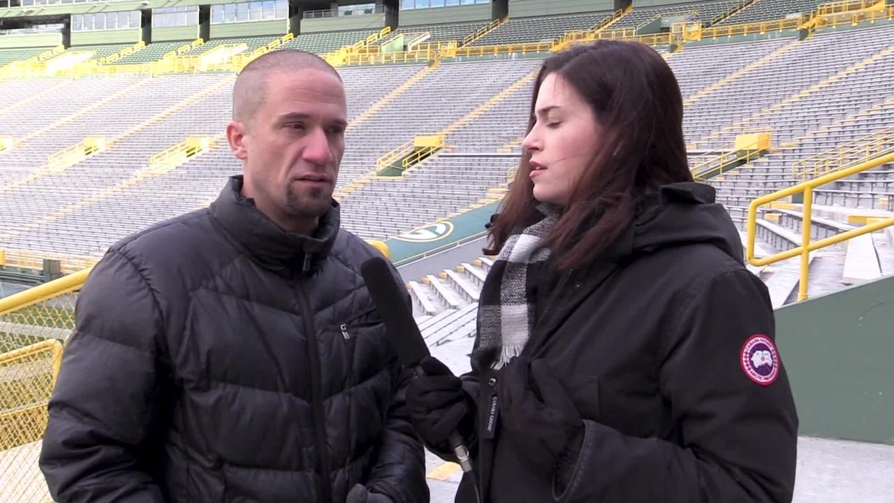 Jim Owczarski and Olivia Reiner discuss two of the Packers' keys to victory when they hit the road for Thursday night's game against the Seahawks.