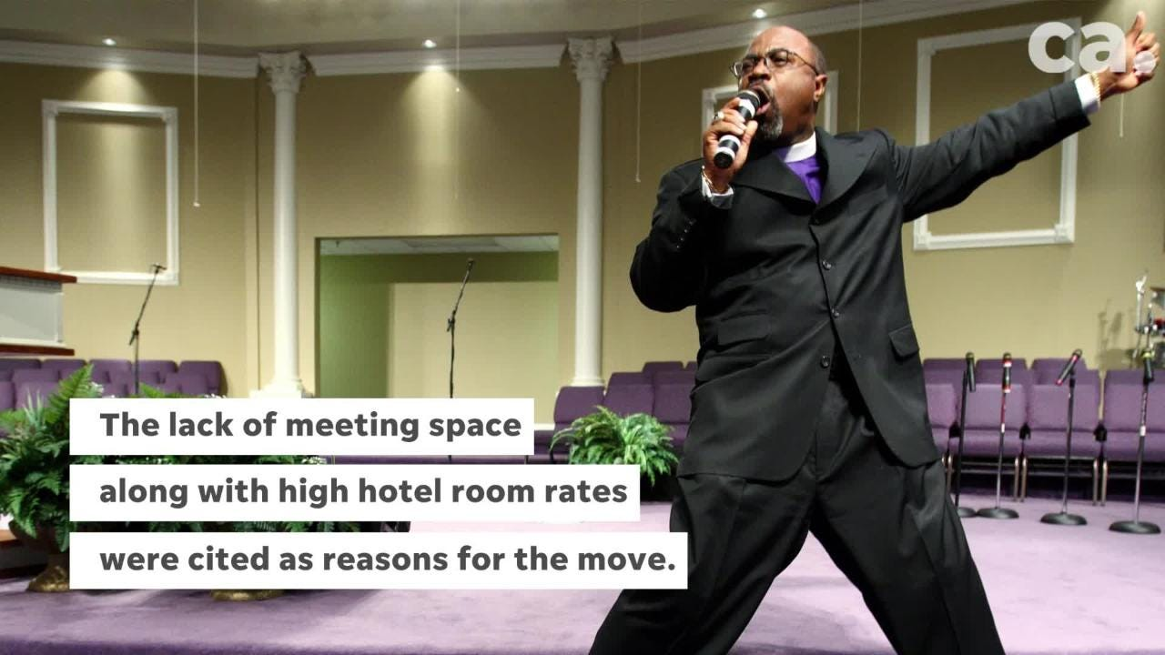 COGIC Memphis: Return of Holy Convocation signals Downtown growth