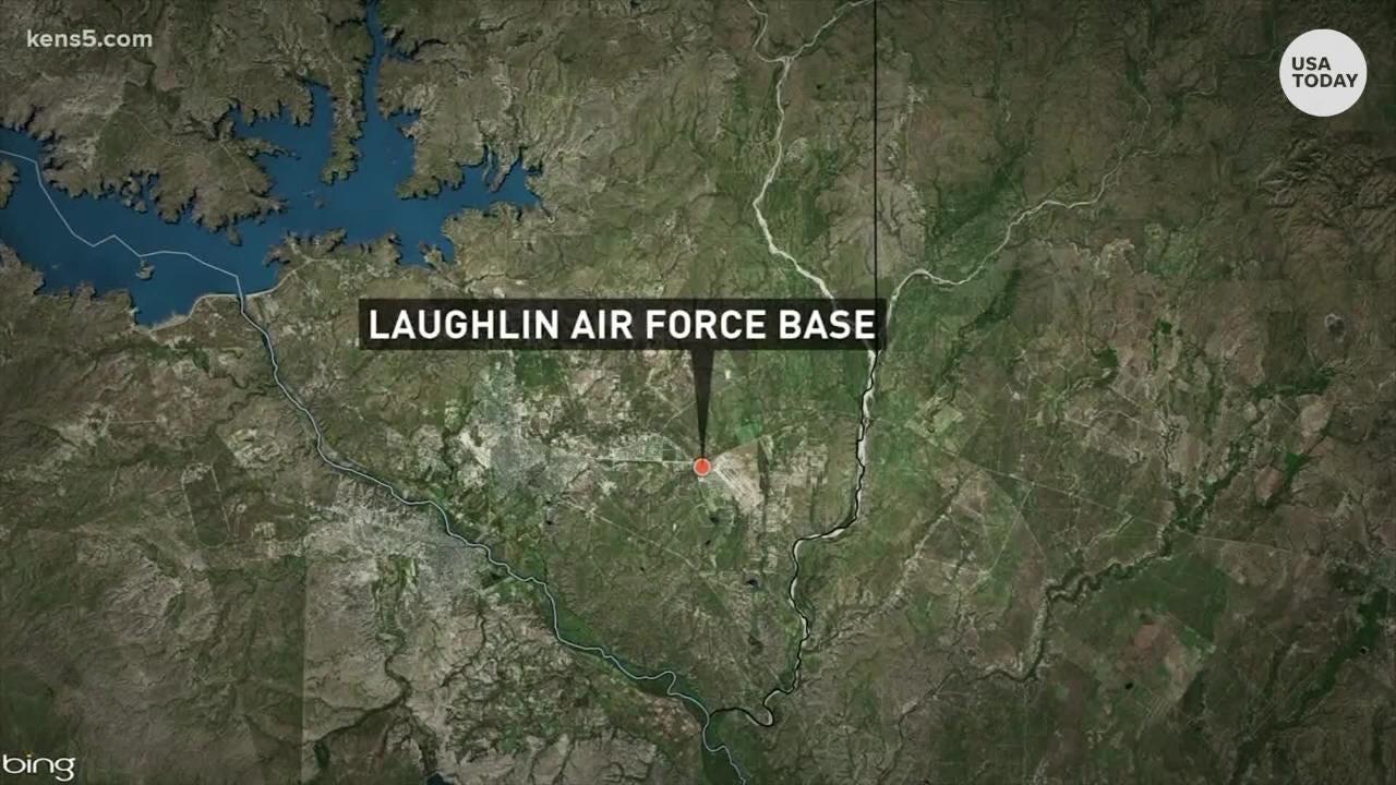 Jet crashes at south Texas Air Force base, killing one