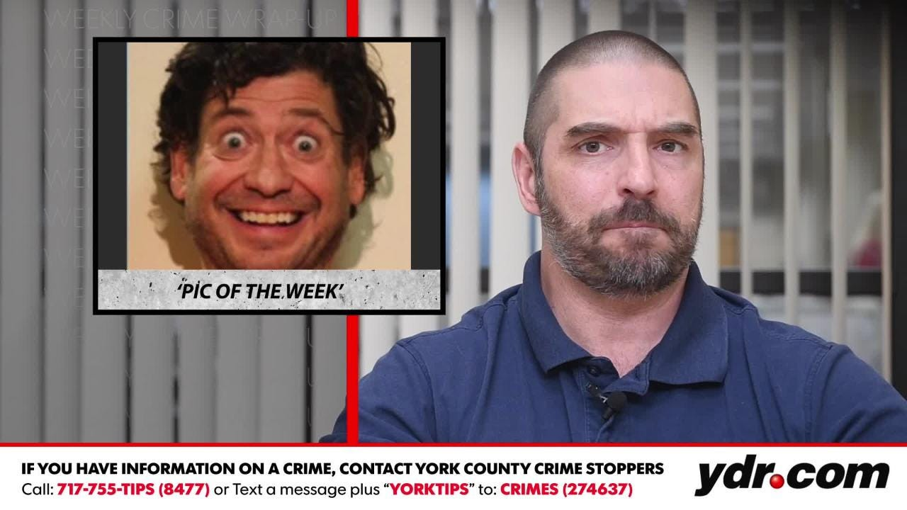 YDR crime reporter goes over some of the more bizarre crime stories from the past couple of weeks.