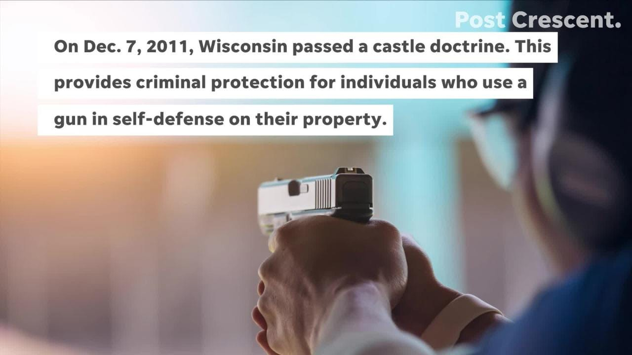 Concealed carry has only been around in Wisconsin since 2011.