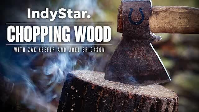 Chopping Wood - Another divisional game vs. Titans Sunday