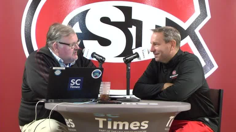 Watch live: SCSU Sports Chat with Tom Elliott (11-14-18)