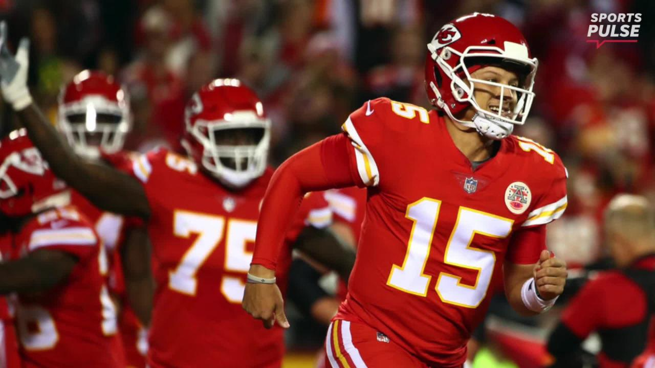 Chiefs  Patrick Mahomes offered lifetime supply of Heinz ketchup if he gets  57 touchdowns 7099fe9b4