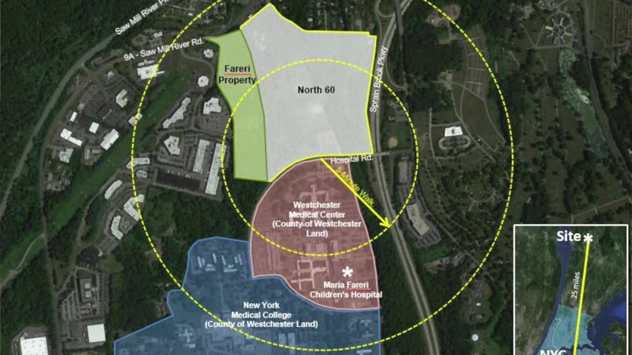 Valhalla New York Map.North 60 Delays Threaten 1 2b Biotech Project