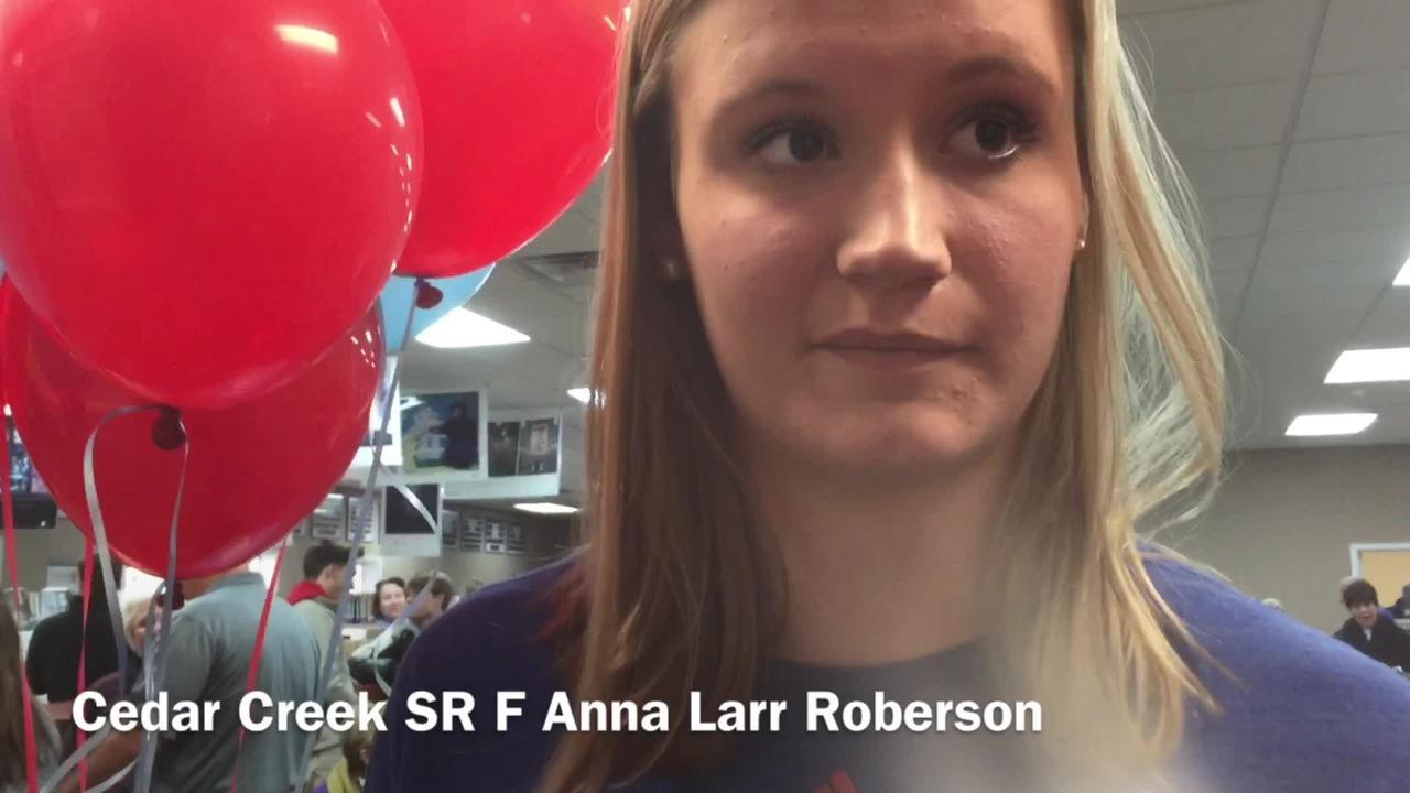 Cedar Creek's Roberson explains decision to sign with Louisiana Tech