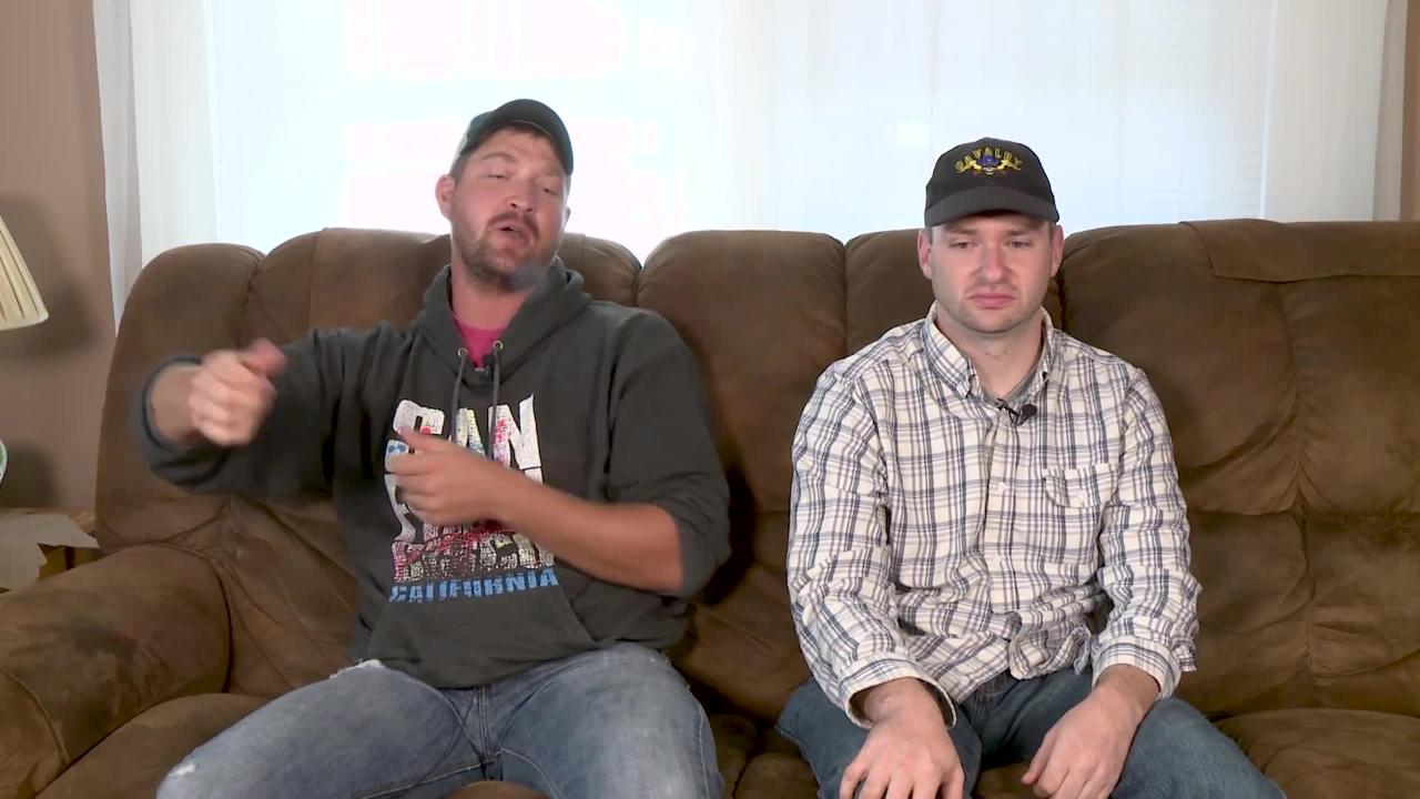 Local Heroes: These men helped free a trapped driver from a crash