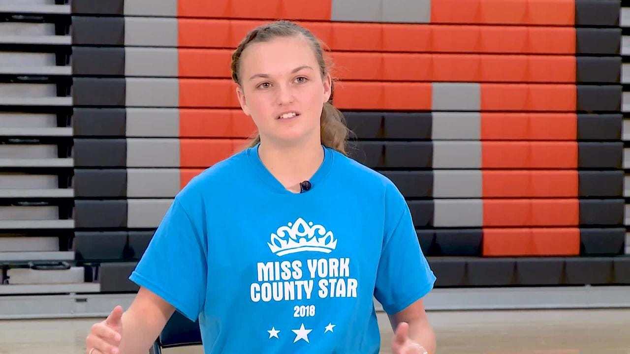 Rhiannon Lubaszewski, a Northeastern student, worked to help create the Miss York County Star Special Needs Pageant, open to all special needs girls.