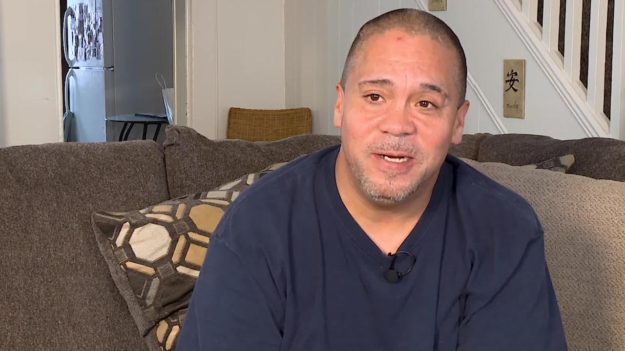 Arwin Burgos sprang into action saving an unresponsive 3-year-old who had been pulled from the water after falling in a hotel pool.