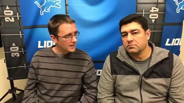 Dave Birkett and Carlos Monarrez debate why the Lions should and should not tank the rest of the season, and preview Panthers game, Nov. 15, 2018.