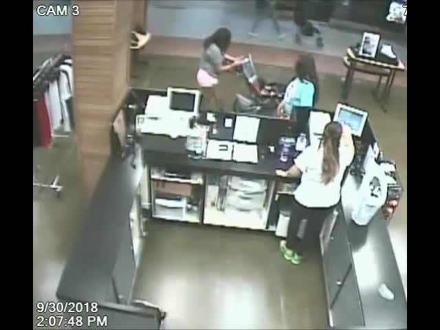 Crime Stoppers is offering a reward of up to $1,000 for information that helps identify two women suspected of using a bank card in Las Cruces that was reportedly stolen in El Paso.