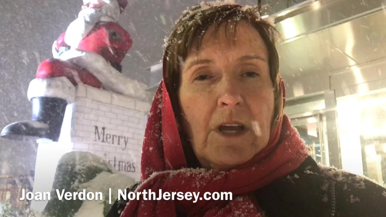 NorthJersey.com's Joan Verdon discusses the cancellation of the Big Santa unveiling at the Garden State Plaza in Paramus NJ.