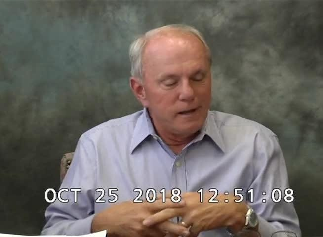 Video depositions of three local mayors in the Blackhorse Pub and Brewery lawsuit against the city of Clarksville over an unbuilt public alley.