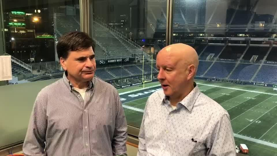 Tom Silverstein and Pete Dougherty discuss what went wrong in the Green Bay Packers' 27-24 loss to the Seattle Seahawks on Thursday night.