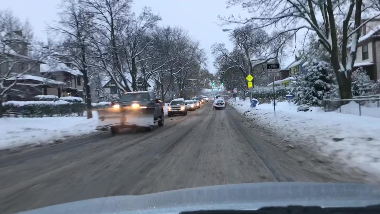 A quick look at the main roads and side roads and what to watch out for.