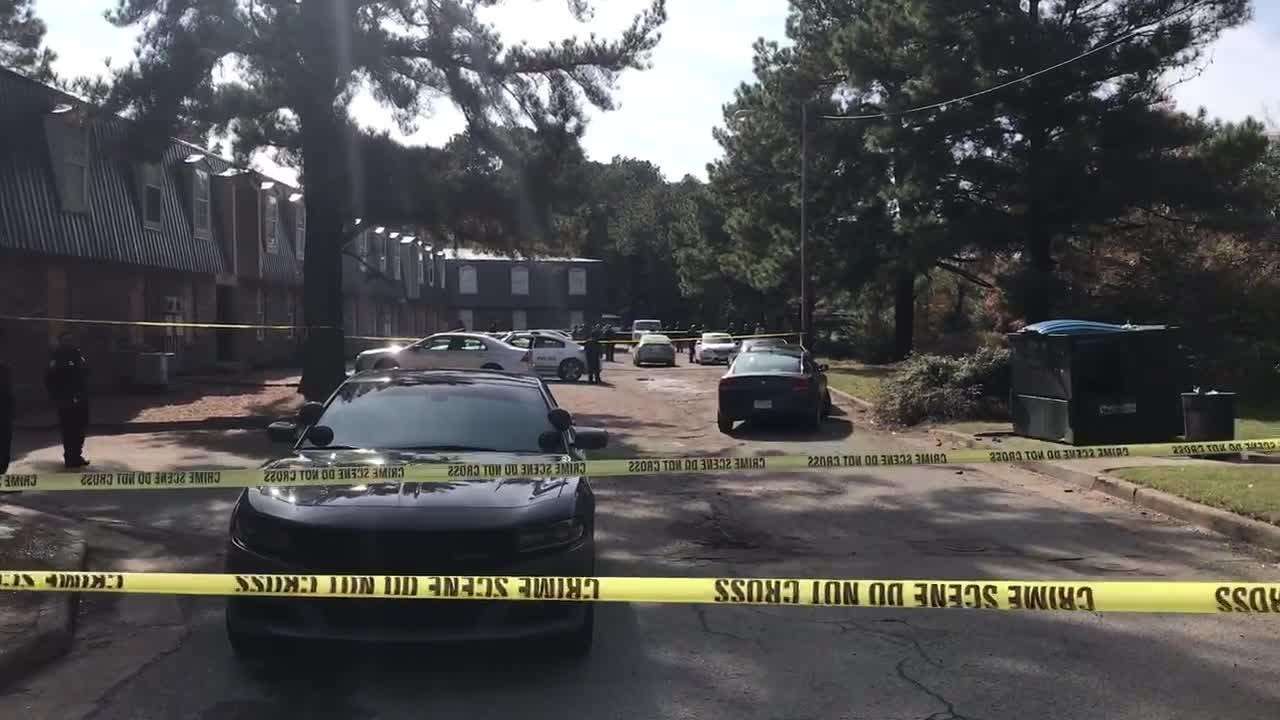 Three individuals were found dead in a South Memphis home on Friday, Nov,. 16, 2018.