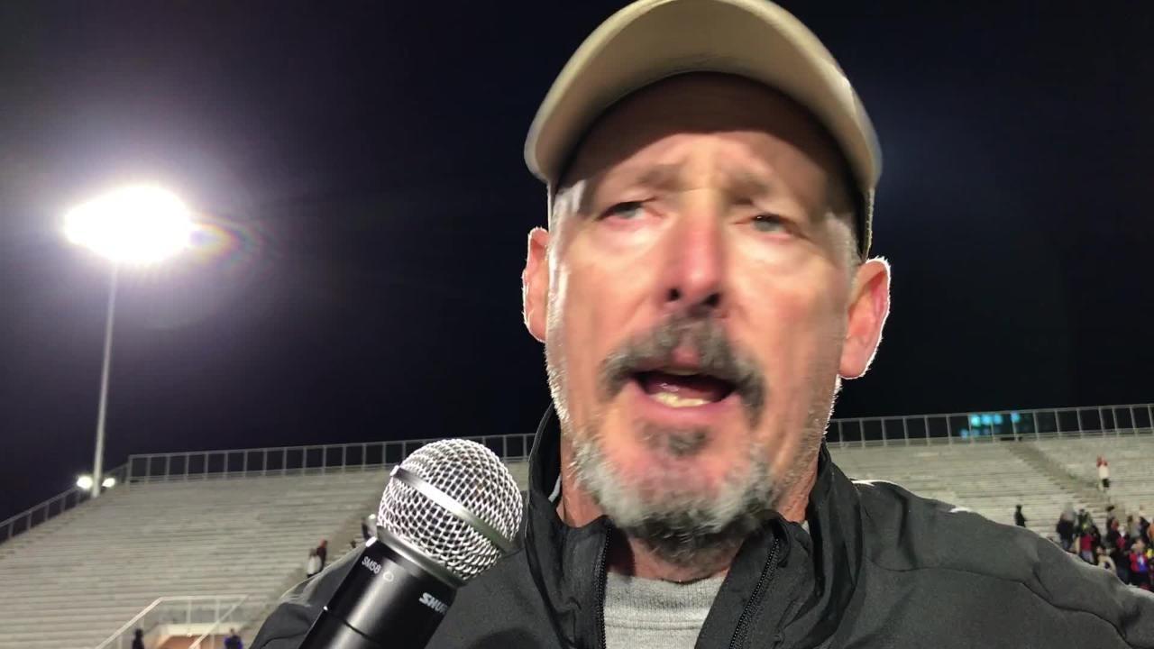 Byrd's Mike Suggs talks about Evangel