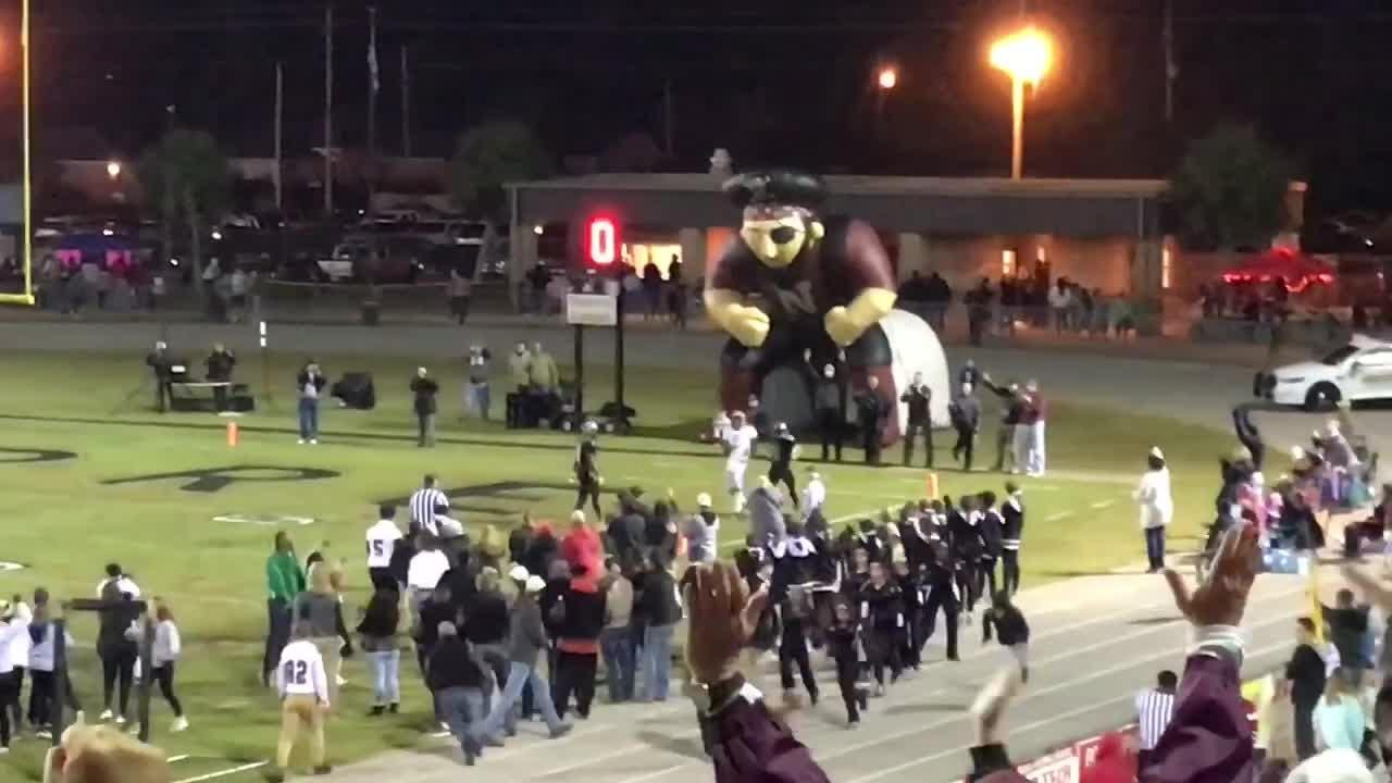 Navarre Raiders avenge only loss with big playoff win against Escambia