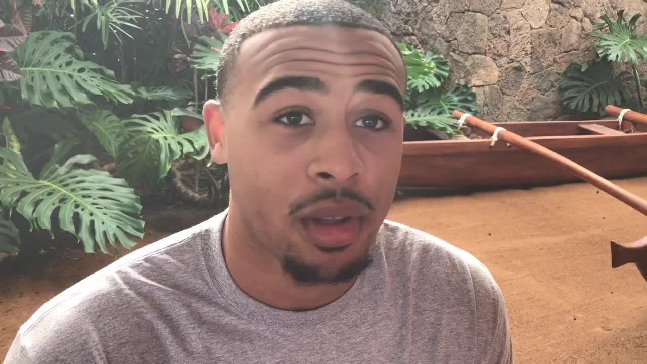 The maturation of Talen Horton-Tucker continues in Maui