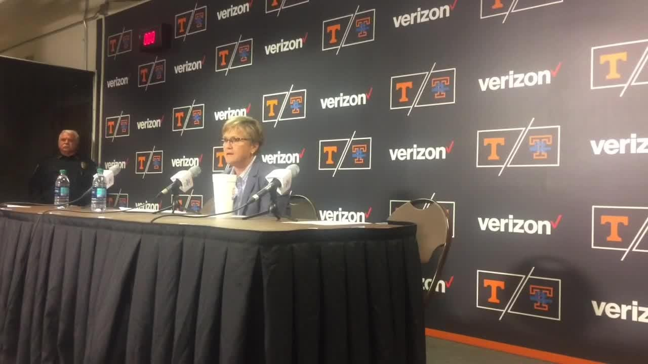 Tennessee Lady Vols address their three main objectives in rout of Florida A&M
