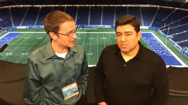 Free Press sports writers Dave Birkett and Carlos Monarrez dissect the Lions' RB situation and more, after the 20-19 win over Carolina, Nov. 18, 2018.