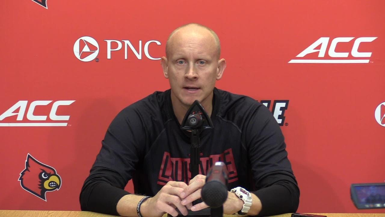 Despite the condition of Louisville's program Chris Mack was able to bring a strong recruiting class to the Cardinals' basketball program.