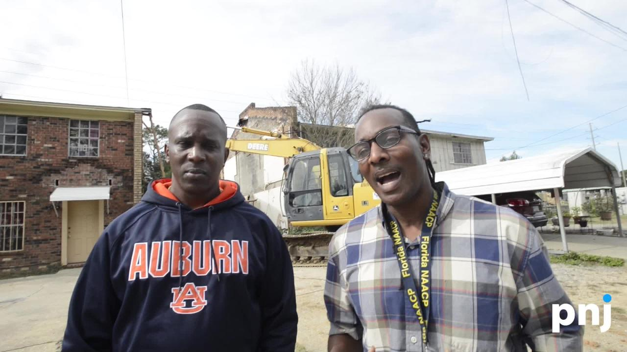 Former gang members join forces to keep local youth out of jail in Pensacola