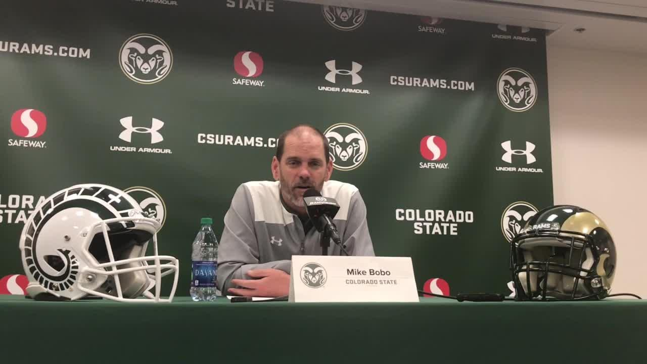 Coach Mike Bobo's dad will offer tips to CSU football on stopping option this week
