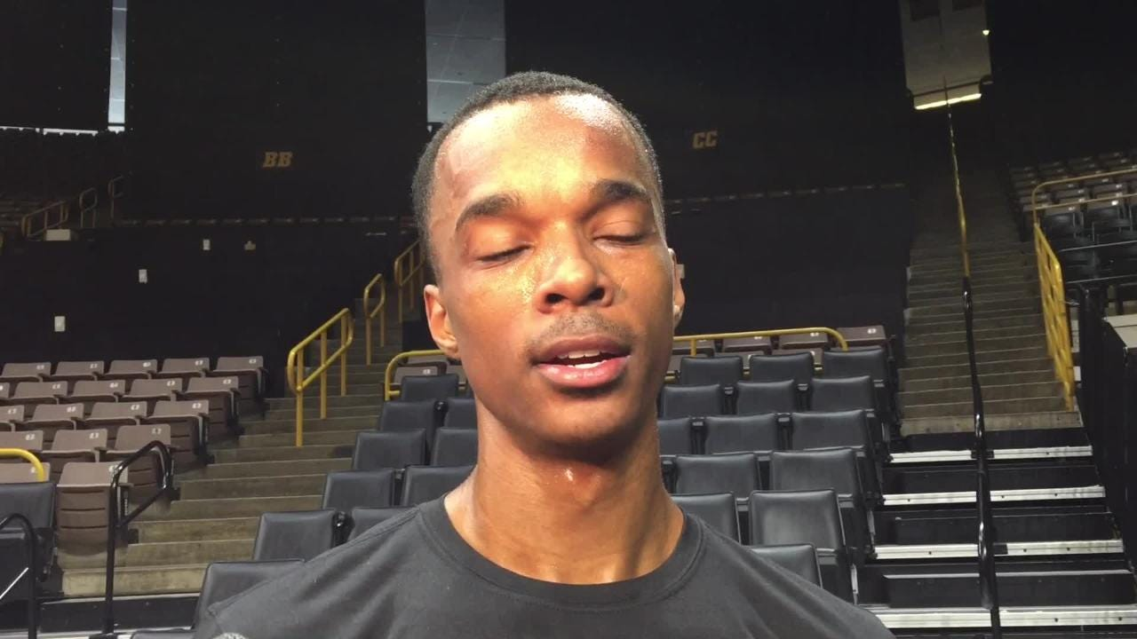 Iowa guard Maishe Dailey talks about the Hawkeyes' positives after winning the 2K Empire Classic in New York City and earning at No. 20 ranking.