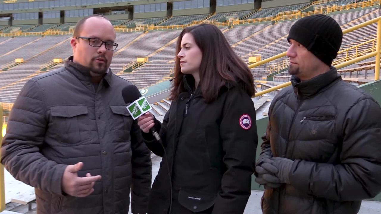 Ryan Wood, Olivia Reiner and Jim Owczarski discuss injury updates on Jimmy Graham and Mike Daniels and Kyler Fackrell's recent success.