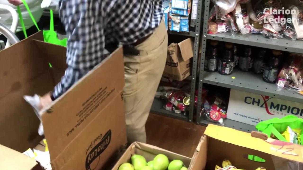 VA in Jackson has joined forces with the Miss. Food Network and VFW to form food pantry.