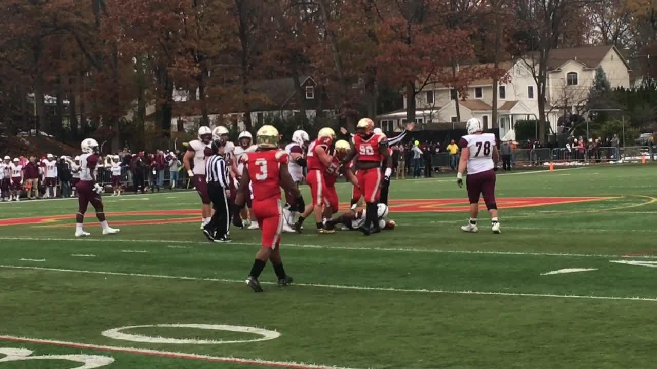 Bergen Catholic's football defense has excelled during the 2018 season.
