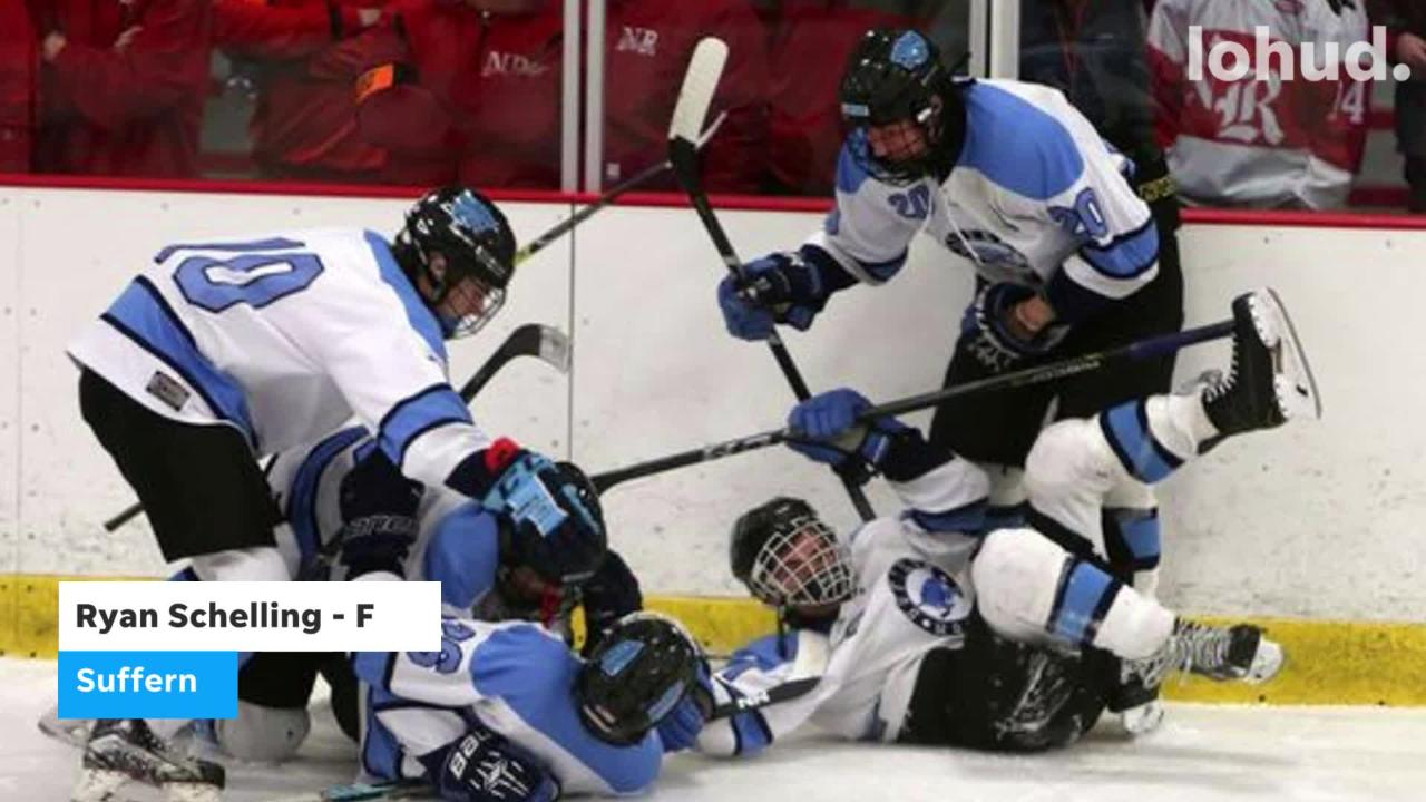 Video 2018 19 Lohud Hockey Super 6