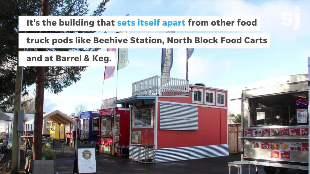 The Yard Food Park To Add A Dozen More Salem Food Trucks