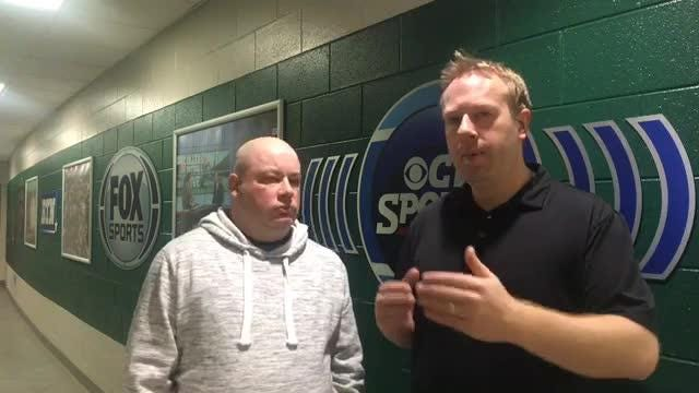 Free Press' Chris Solari and Lansing State Journal's Graham Couch share their thoughts after Michigan State's news conference on Nov. 20, 2018.