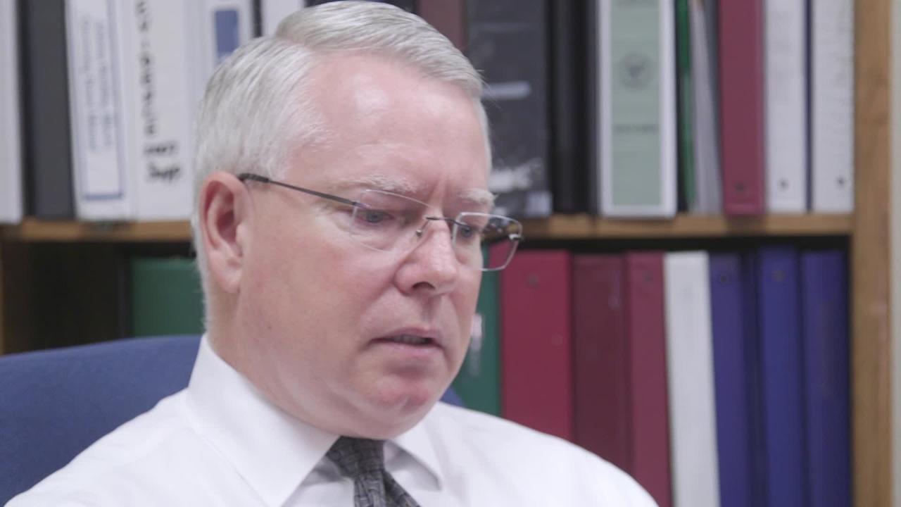 Maricopa County Attorney Bill Montgomery talks