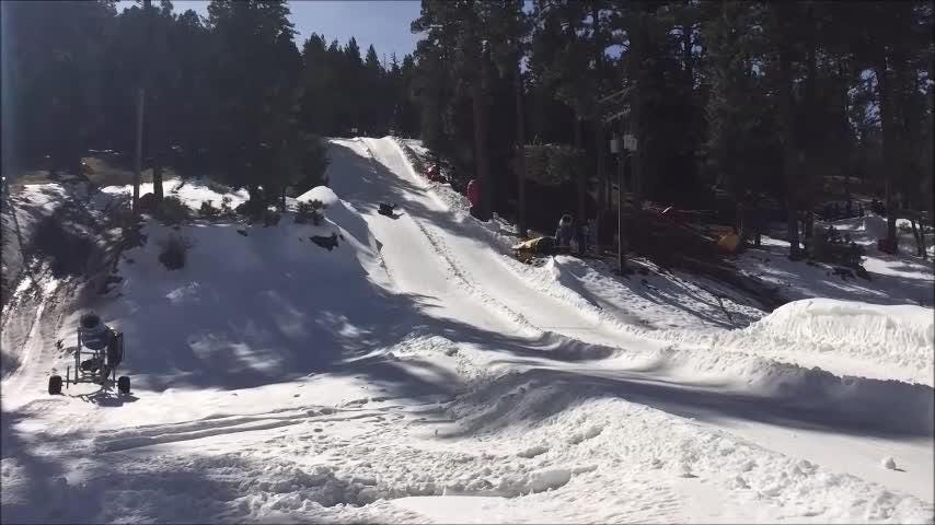 Winter Park opened on November 22. The park has tubing runs for children, and adults, of all ages. The park is located on Ski Run Road of Highway 48.