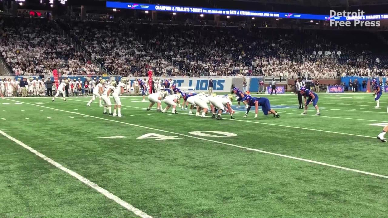 Watch: Edwardsburg vs. Chelsea highlights in MHSAA Division 4 championship