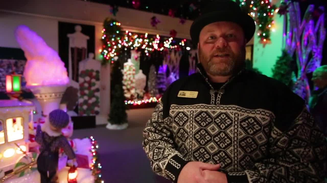 Sheboygan County Historical Museum opened its annual Holiday Memories display
