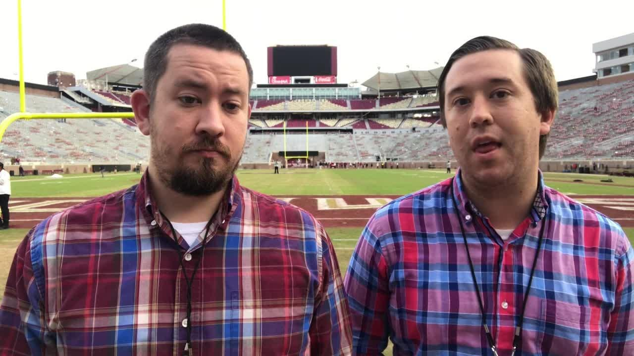 FSU beat writers Wayne McGahee III and Curt Weiler break down FSU's blowout loss to UF.