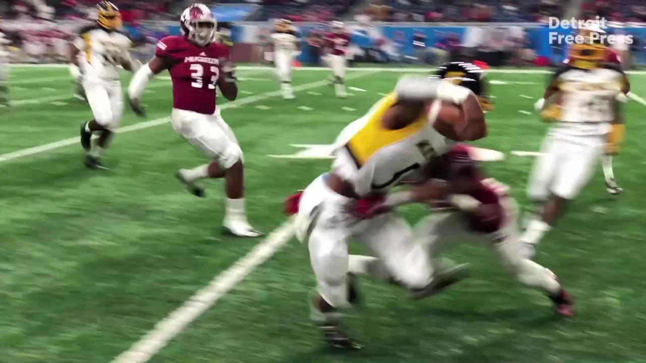 Michigan High School Football Playoffs Who Won State Titles
